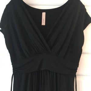 Gilli empire waist dress